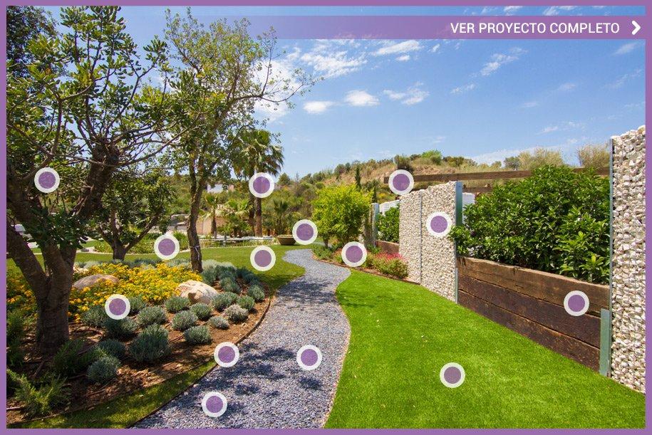 Jardiner l espigol serveis de jardineria - Jardi pond terrassa ...