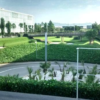 Proyectos de jardiner a en barcelona jardiner a l for Jardineria barcelona centro