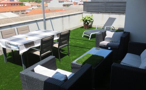 Diseño De Patios Y Terrazas Jardinería L Espigol