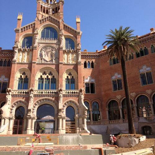 Proyectos jardiner a jardiner a l espigol en barcelona for Jardineria sant cugat
