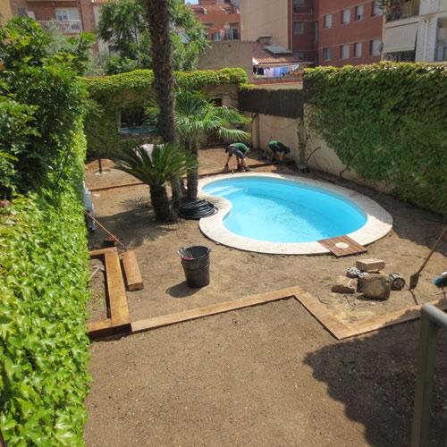 Projectes jardineria jardineria l espigol a barcelona for Jardineria sant cugat