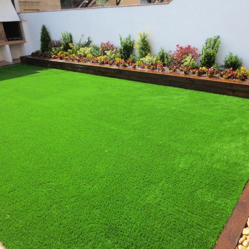 Instalaci n c sped artificial jardiner a l espigol en barcelona sant quirze sabadell sant cugat - Fabrica cesped artificial ...